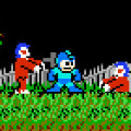 Mega Man vs Ghosts 'n Goblins